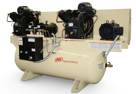compresseur electric duplex ingersoll rand